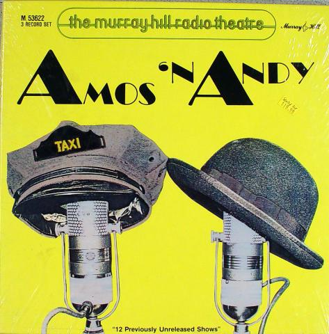 """Amos 'n Andy Vinyl 12"""""""
