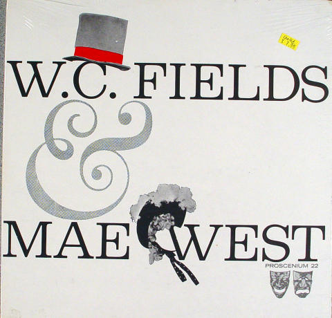 "W.C. Fields Vinyl 12"" (New)"