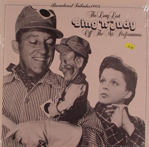 """Bing 'N' Judy Vinyl 12"""""""