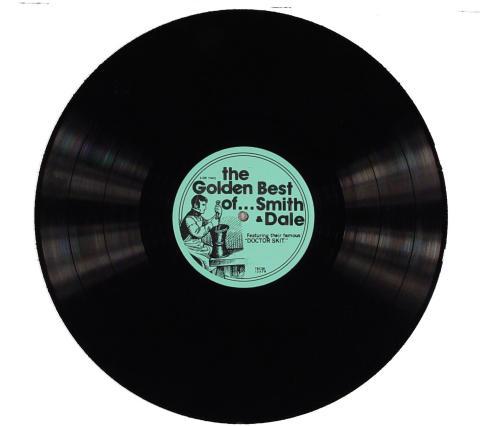 """Freddie & Flo Vinyl 12"""""""
