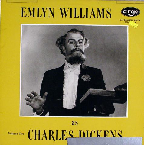 "Emlyn Williams Vinyl 12"""