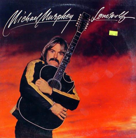 "Michael Murphey Vinyl 12"""