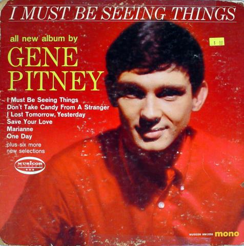 """Gene Pitney Vinyl 12"""""""