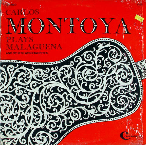 "Carlos Montoya Vinyl 12"""