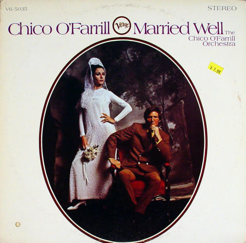 "Chico O'Farrill Vinyl 12"""