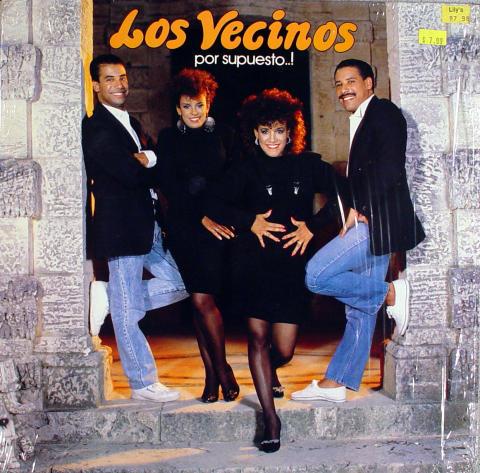 """Los Vecinos Vinyl 12"""""""