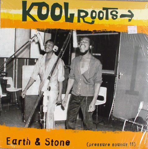 "Earth & Stone Vinyl 12"""