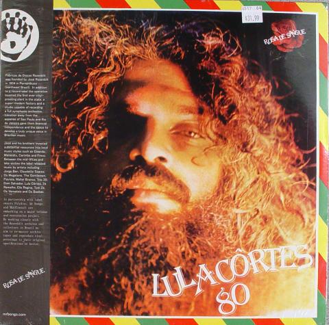 """Lula Cortes Vinyl 12"""""""