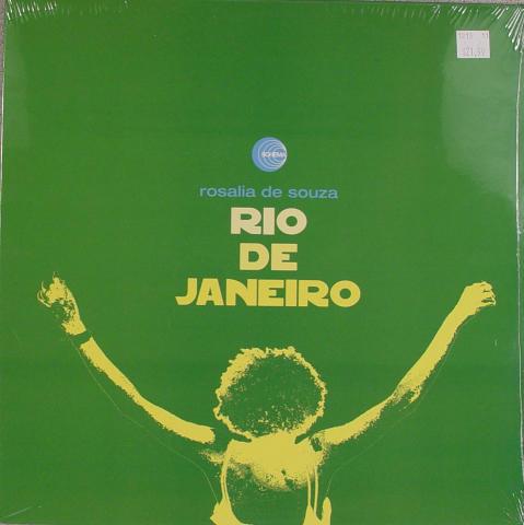"""Rosalia De Souza Vinyl 12"""""""