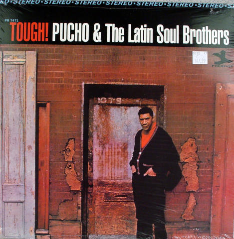 """Pucho & The Latin Soul Brothers Vinyl 12"""""""