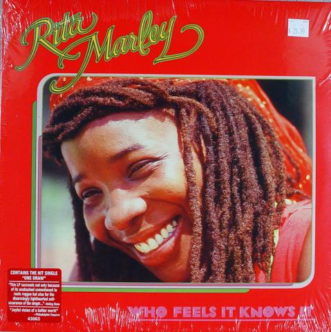 """Rita Marley Vinyl 12"""""""