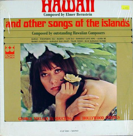 """George Nielsen Conducting The Hollywood Strings Vinyl 12"""""""