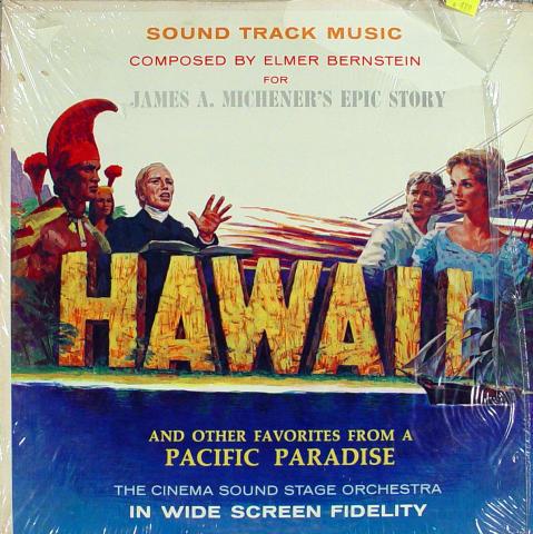 """Elmer Bernstein And The Cinema Sound Stage Orchestra Vinyl 12"""""""