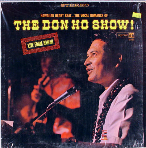 "Don Ho Vinyl 12"""