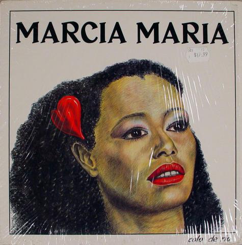 "Marcia Maria Vinyl 12"""