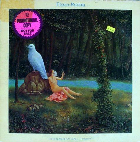 """Flora Purim Vinyl 12"""""""