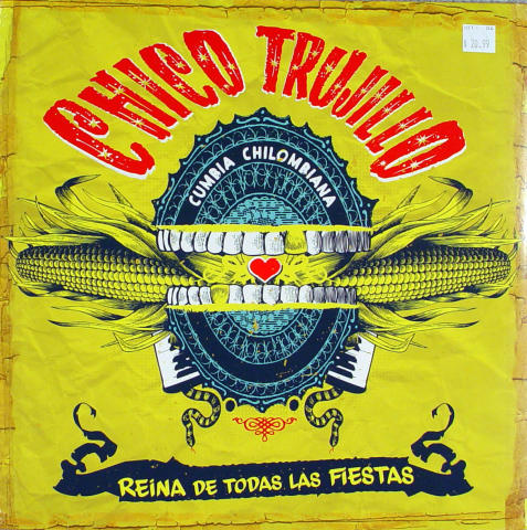 """Chico Trujillo Vinyl 12"""""""