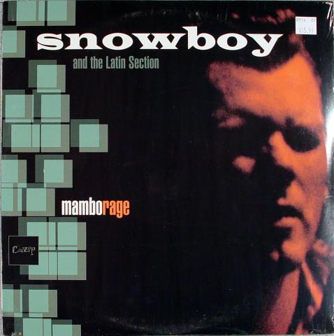 "Snowboy And The Latin Selection Vinyl 12"""