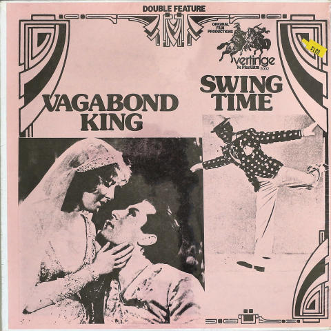"Vagabond King Vinyl 12"""