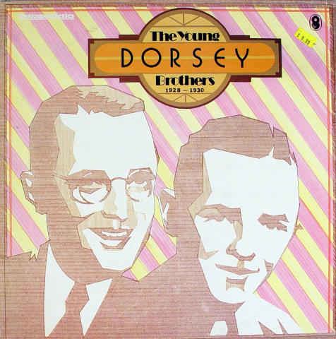 The Young Dorsey Brothers Vinyl 12""