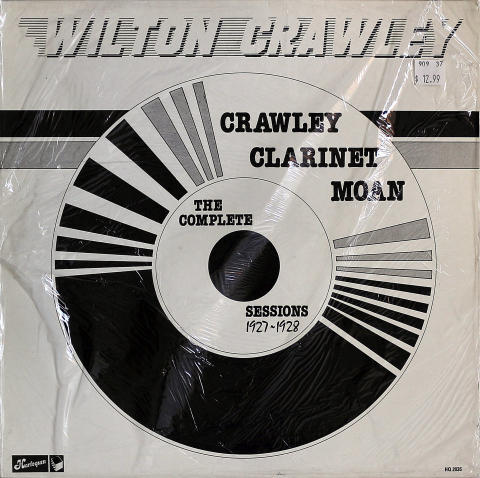 Wilton Crawley Vinyl 12""