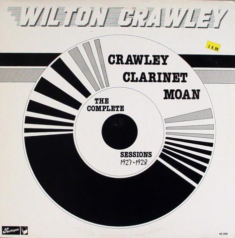 """Wilton Crawley Vinyl 12"""""""