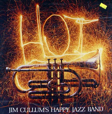 "Jim Cullum's Happy Jazz Band Vinyl 12"""
