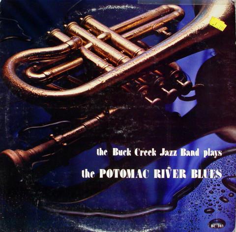 "The Buck Creek Jazz Band Vinyl 12"""