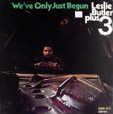 "Leslie Butler Plus 3 Vinyl 12"""