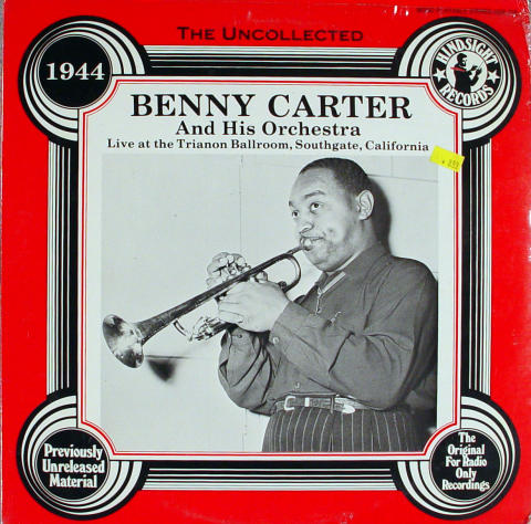 Benny Carter And His Orchestra Vinyl 12""