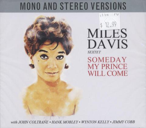 Miles Davis Sextet CD