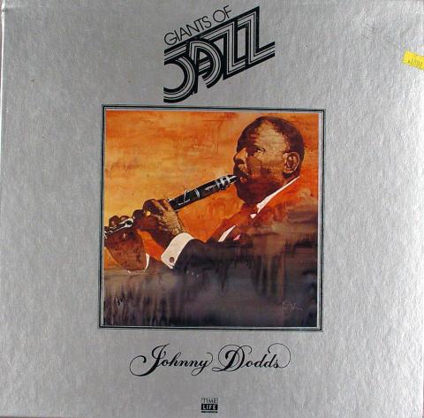 "Johnny Dodds Vinyl 12"""