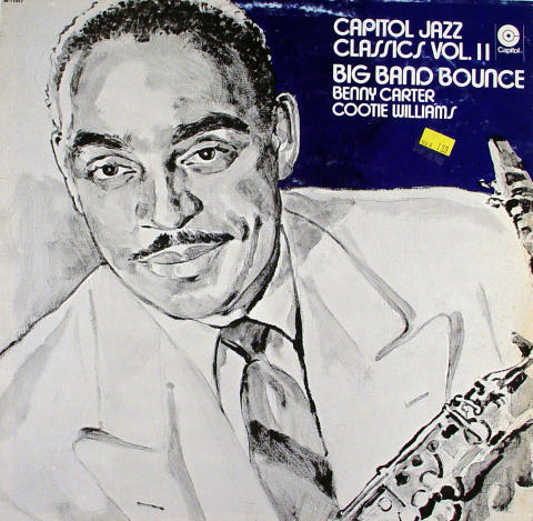 Benny Carter / Cootie Williams Vinyl 12""