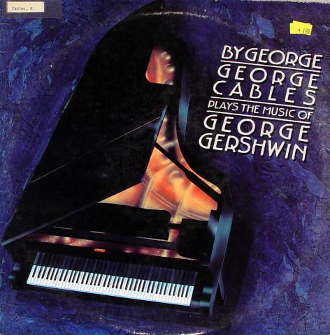 "George Cables Vinyl 12"""