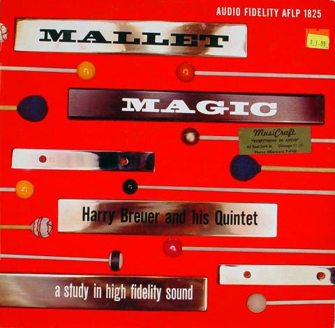"Harry Breuer And His Quintet Vinyl 12"""