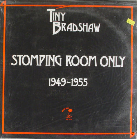 """Tiny Bradshaw Vinyl 12"""" (Used)"""