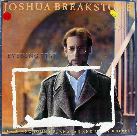 """Joshua Breakstone Vinyl 12"""""""
