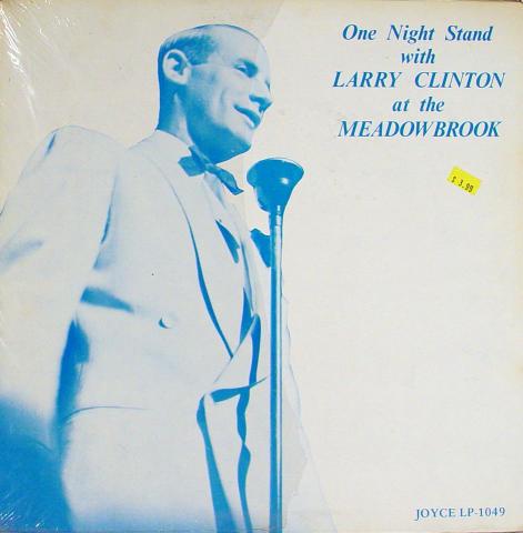 """Larry Clinton Vinyl 12"""""""