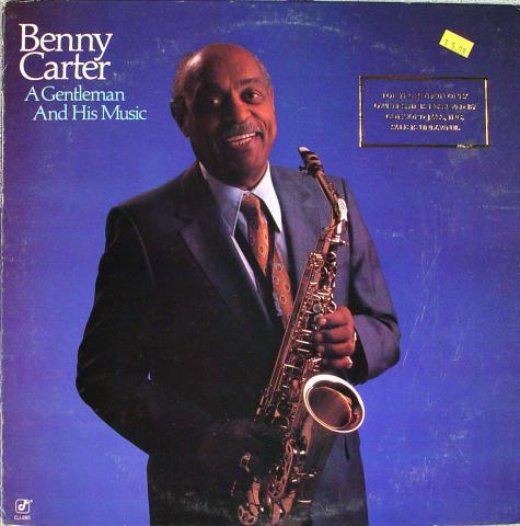 "Benny Carter Vinyl 12"""