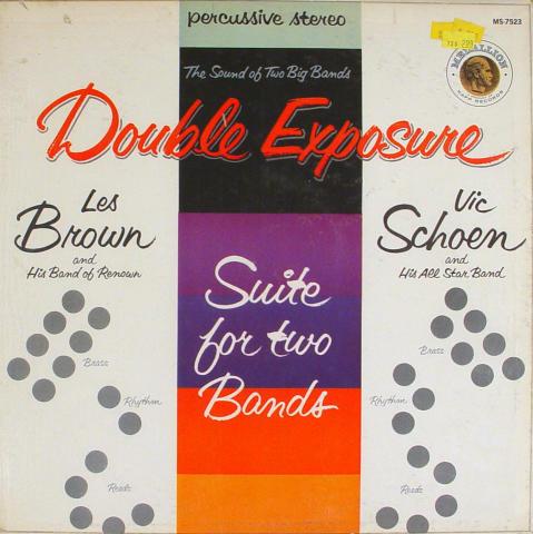 """Les Brown / Vic Schoen Vinyl 12"""""""
