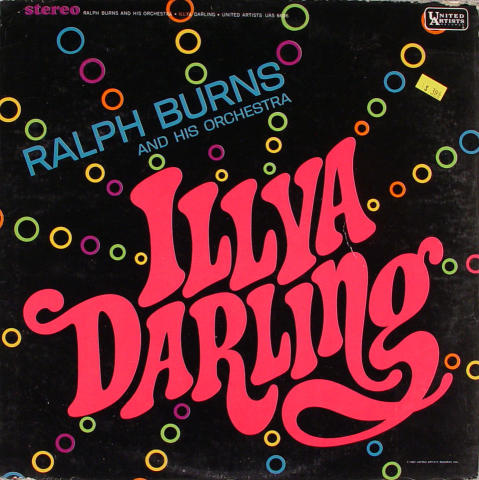 """Ralph Burns And His Orchestra Vinyl 12"""""""