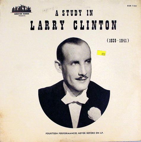 """Larry Clinton Vinyl 12"""" (New)"""