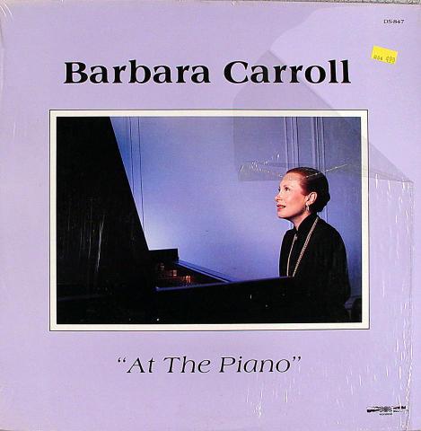"""Barbara Carroll Vinyl 12"""""""