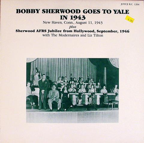 """Bobby Sherwood Vinyl 12"""""""