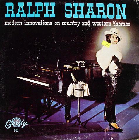 """Ralph Sharon Vinyl 12"""""""