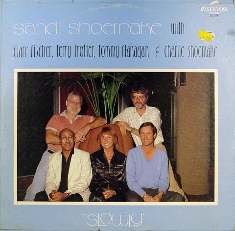 "Sandi Shoemake Vinyl 12"""