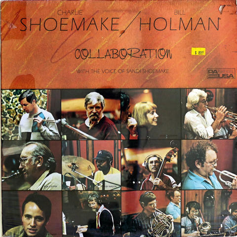 "Charlie Shoemake / Bill Holman Vinyl 12"""