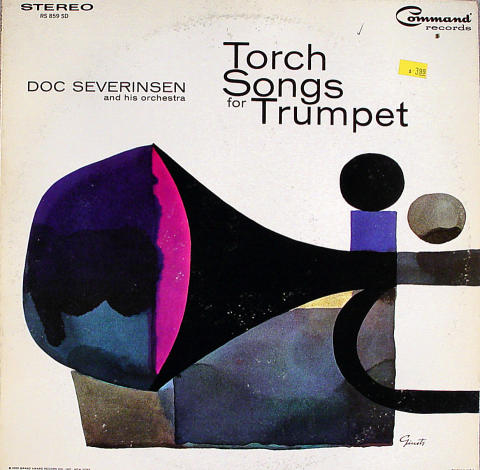 """Doc Severinsen And His Orchestra Vinyl 12"""""""