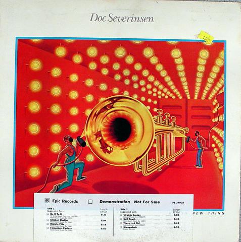 """Doc Severinsen Vinyl 12"""""""
