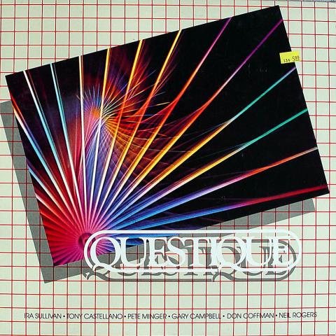 """Questique Vinyl 12"""" (Used)"""